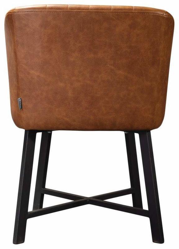 Кресло R-Home Loft RST_410128h_brown, коричневый - фото 4