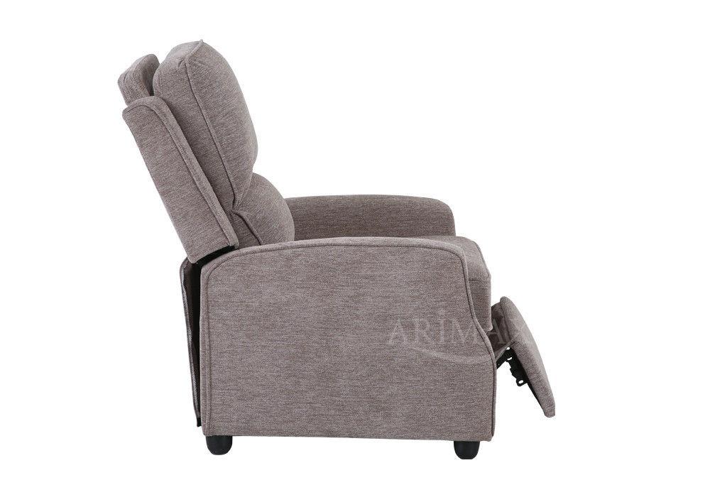 Кресло Arimax Dr Max DM02001 (Светло-коричневый) - фото 5