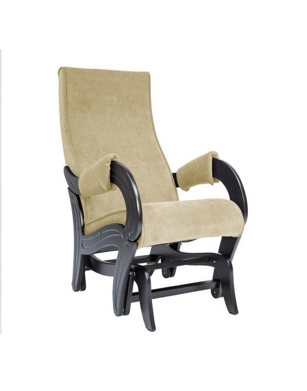 Кресло Impex Кресло-гляйдер Модель 708 Verona (Vanilla) - фото 1