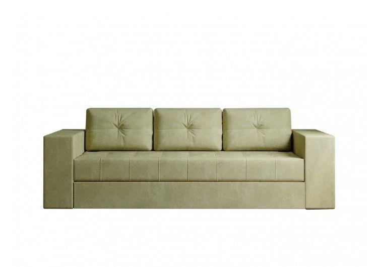 Диван Настоящая мебель Ванкувер Лайт (модель: 00-00003455) оливковый - фото 1
