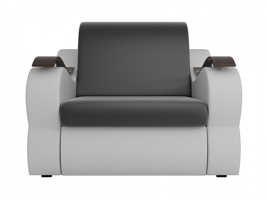 Кресло ЛигаДиванов Меркурий (100688) экокожа - фото 2