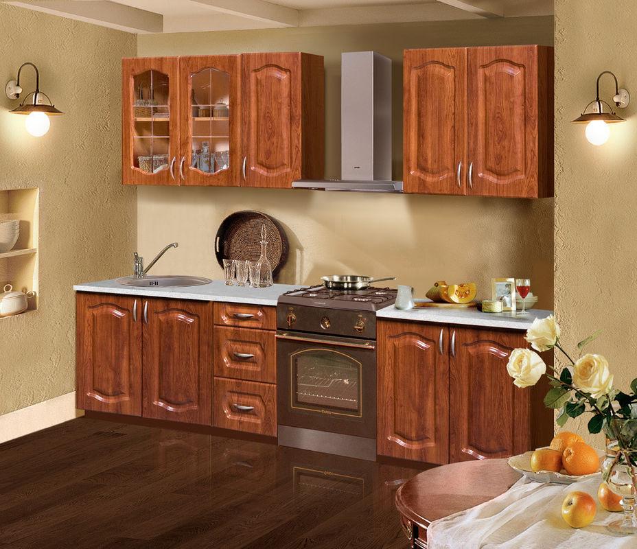 мебель кухни цвета кедр фото своего малого промысловика