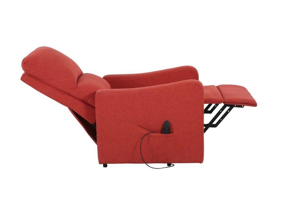 Кресло Arimax Dr Max DM02006 (Кирпичный) - фото 3