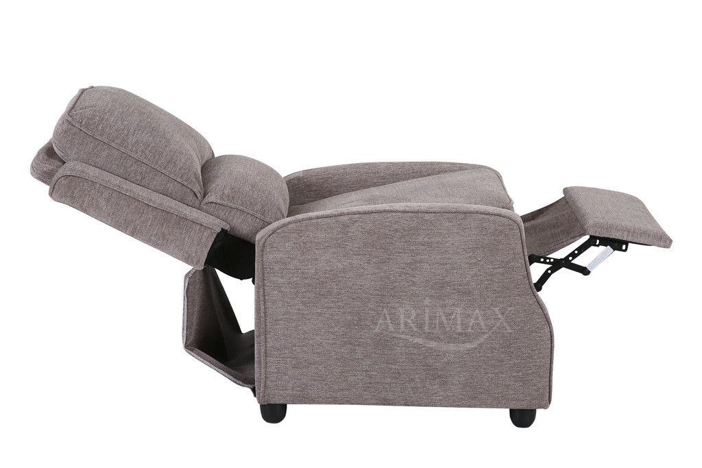 Кресло Arimax Dr Max DM02001 (Светло-коричневый) - фото 4