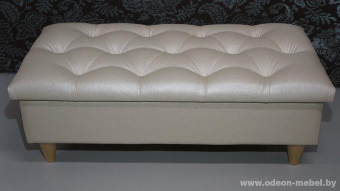 Пуфик Одеон-мебель Прямоугольник 2 - фото 1