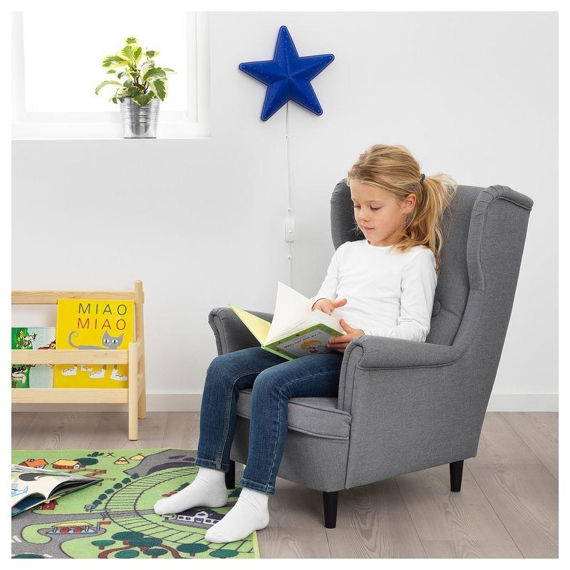 Кресло IKEA Страндмон 003.925.45 - фото 2