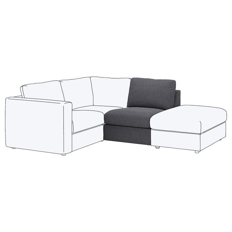 Диван IKEA Вимле 392.201.19 - фото 1