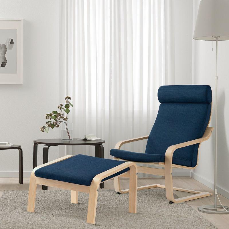 Кресло IKEA Поэнг 793.027.97 - фото 3