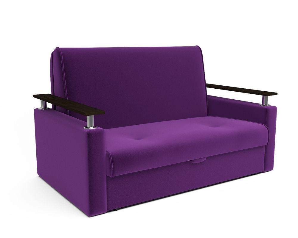 Диван Мебель-АРС Шарм — Фиолет (140х195) - фото 1