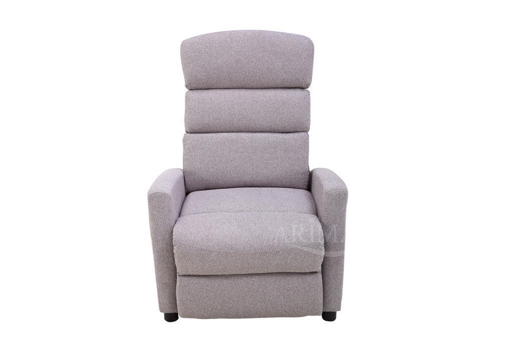 Кресло Arimax Dr Max DM04003 (Теплый серый) - фото 1