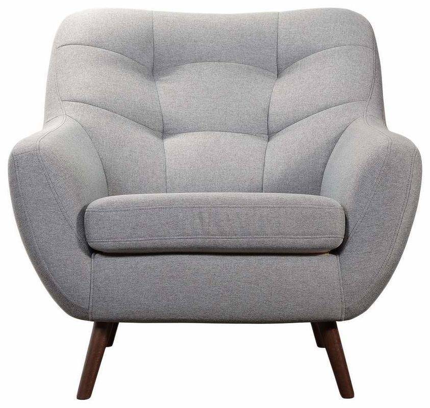 Кресло R-Home Сканди RST_4017222H_Gray, серый - фото 1