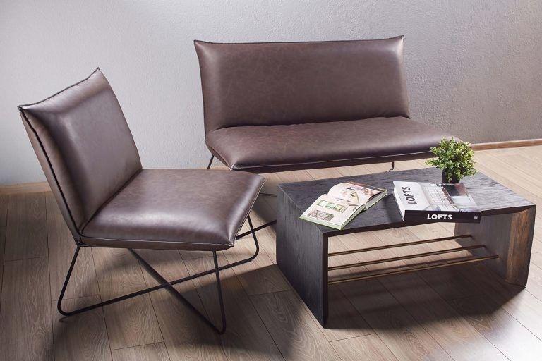 Кресло AUPI Лофт (1300x830x800) - фото 2