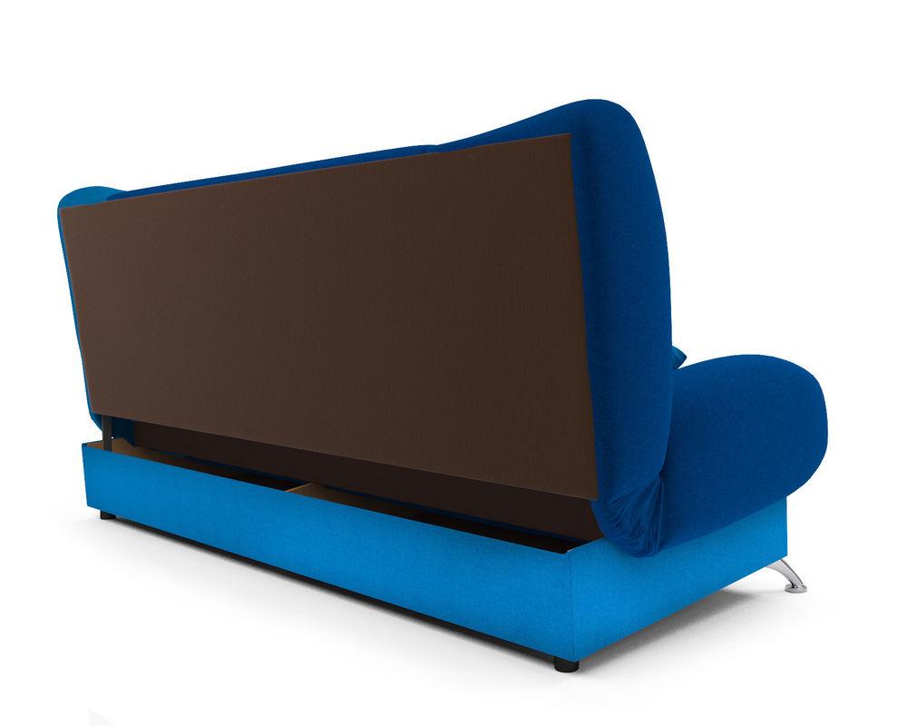 Диван Мебель-АРС Лодочка астра синяя - фото 4
