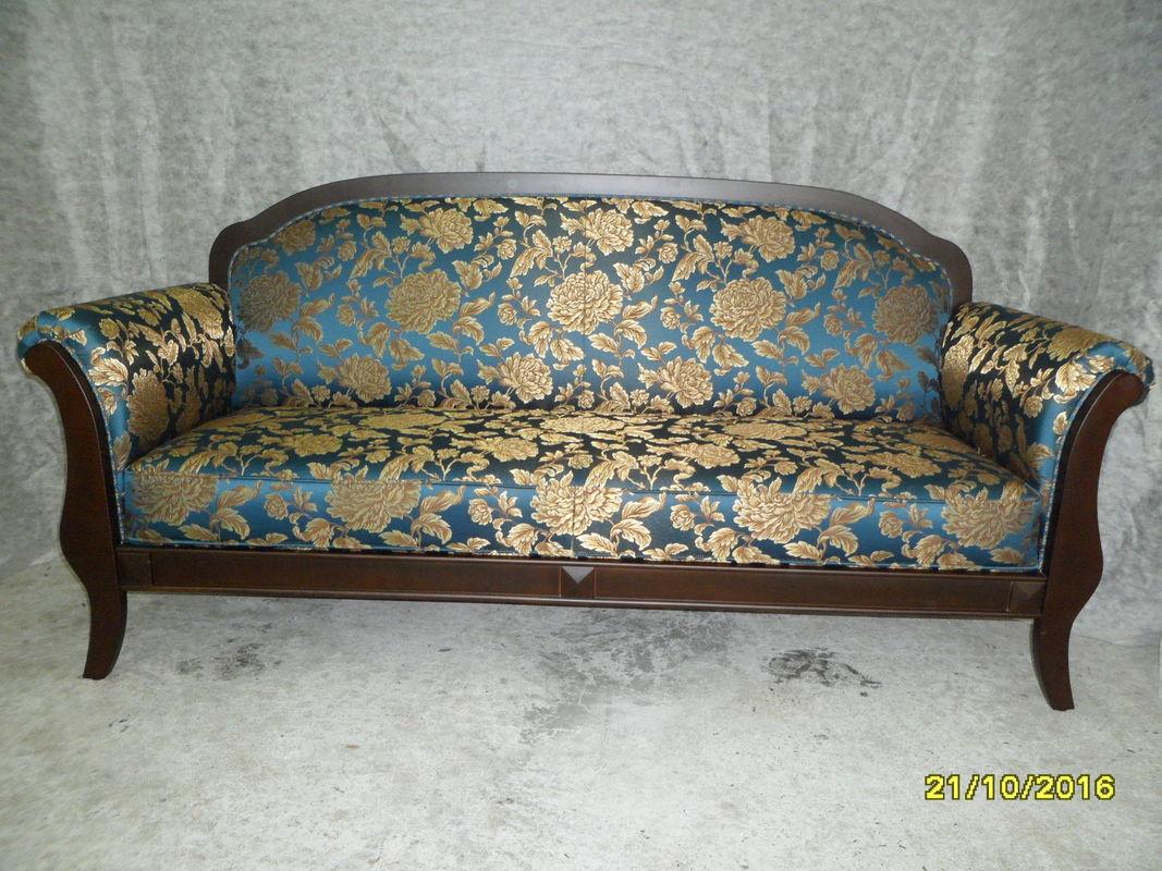 Элитная мягкая мебель Союз-Мебель Ольгерд 3-местный - фото 2