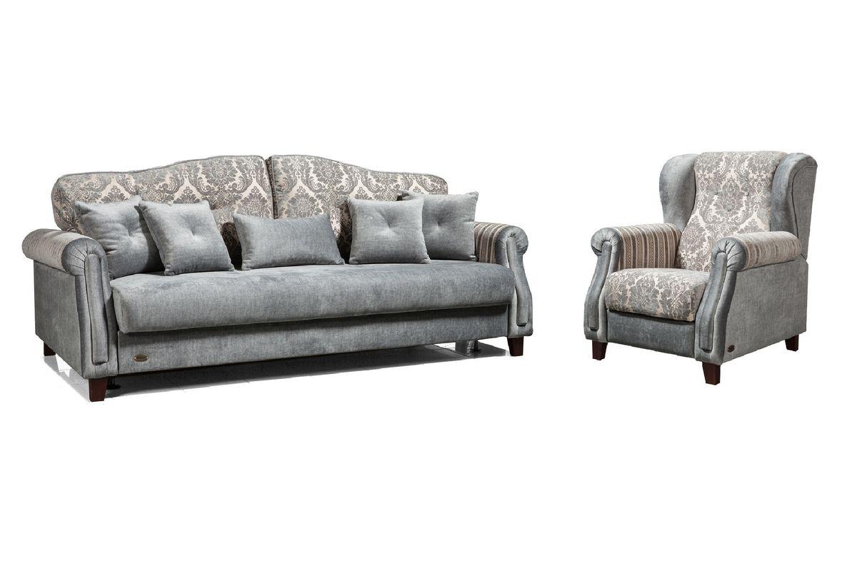 Набор мягкой мебели Прогресс Белфаст ГМФ 88 - фото 1