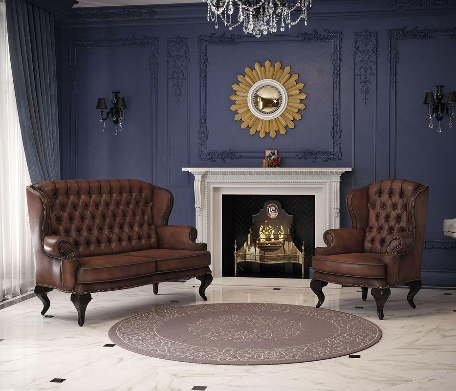 Элитная мягкая мебель Balito Ричард - фото 1