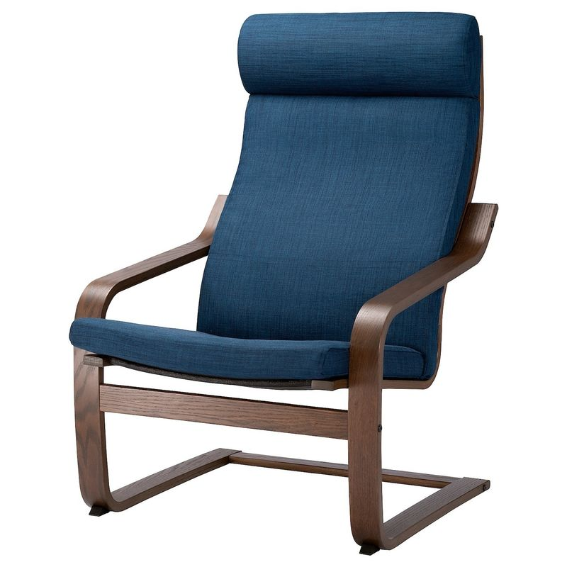 Кресло IKEA Поэнг 693.028.06 - фото 1