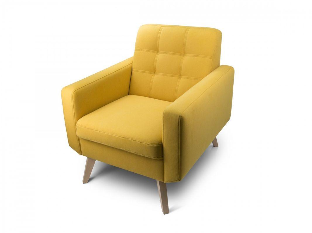 Кресло Sonit Берген 80x88x88.5 (Cotone 2861) - фото 2