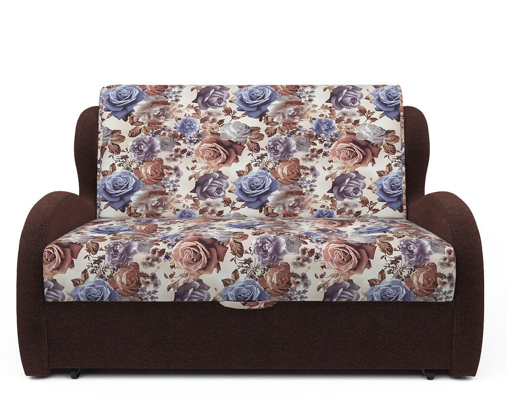 Диван Мебель-АРС Атлант — Цветы (120х195) - фото 2