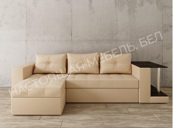 Диван Настоящая мебель Константин со столиком (модель 56) - фото 1