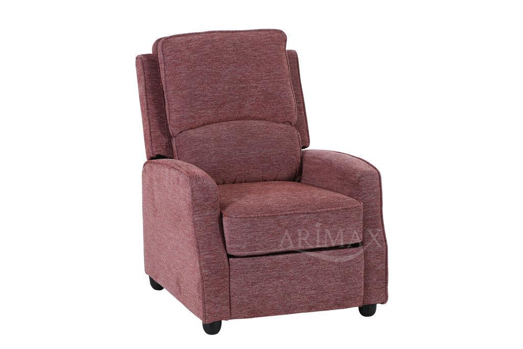 Кресло Arimax Dr Max DM02001 (Брусничный) - фото 1