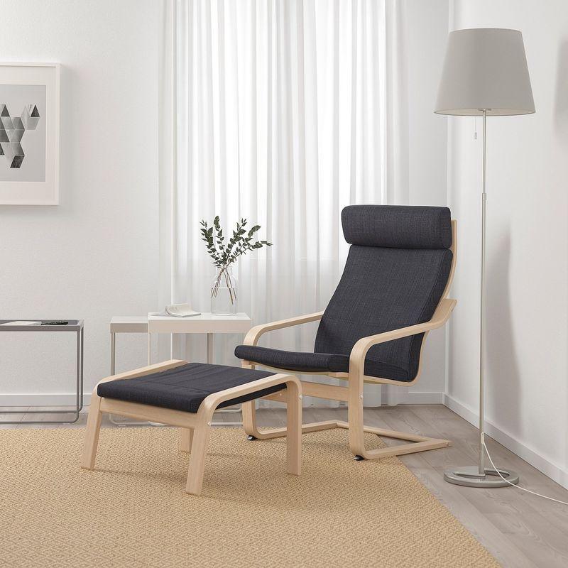 Кресло IKEA Поэнг 792.867.64 - фото 2