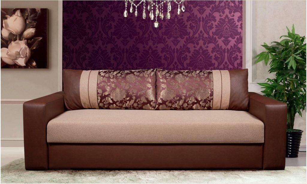 Диван Калинковичский мебельный комбинат Орфей 1 КМК 0506 Bugatti (группа ткани 3/1) - фото 2