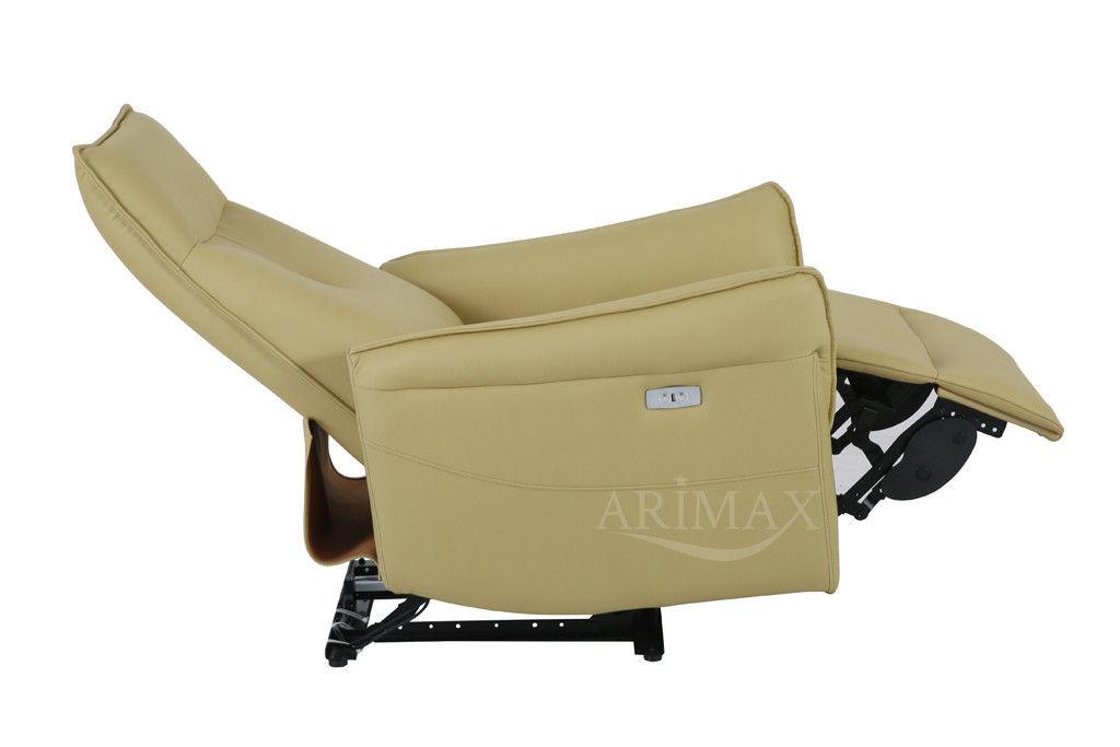 Кресло Arimax Dr Max DM02003 (Оливковый) - фото 6