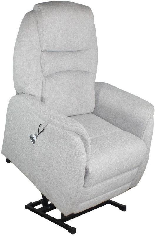 Кресло Arimax Dr Max DM01001 (Светло-серый) - фото 3