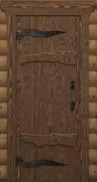 Дверь для бани и сауны Doorwood Русь - фото 1