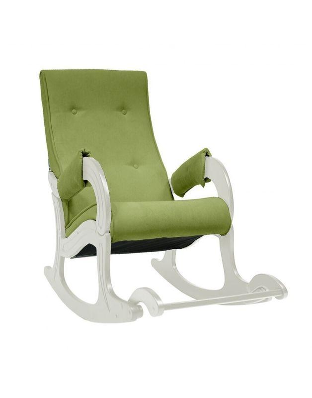Кресло Impex Модель 707 Verona сливочный (apple green) - фото 1