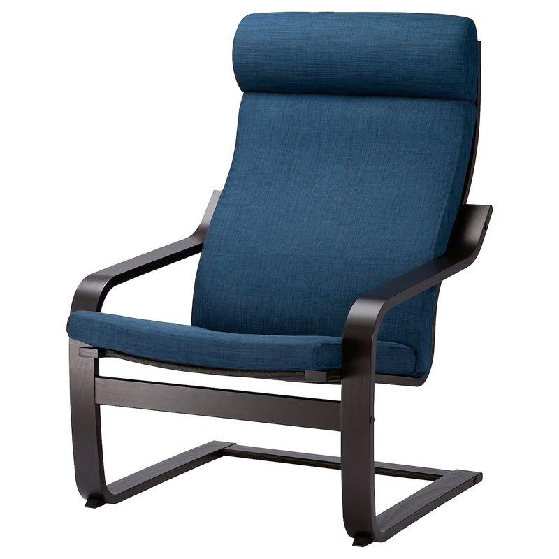 Кресло IKEA Поэнг 593.028.02 - фото 1