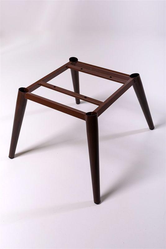 Кресло ФорестДекоГрупп Афакан (бордовый с узором) AFAKAN-BU - фото 3