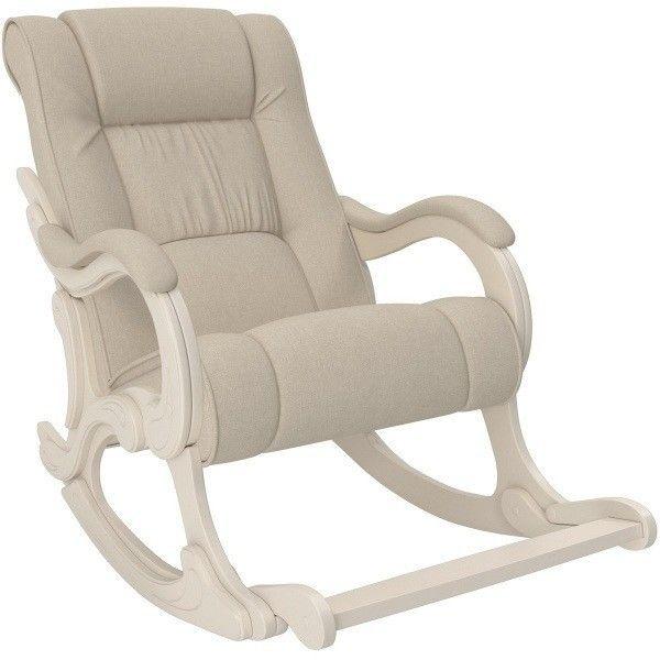 Кресло Impex Модель 77 Лидер Montana 902 сливочный - фото 1