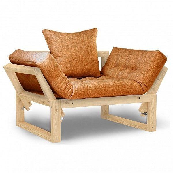 Кресло Anderson Амбер AND_120set281, оранжевый - фото 1
