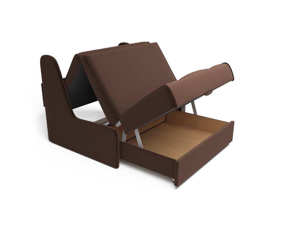 Диван Мебель-АРС Аккордеон №2 - Кордрой (100х195) - фото 6