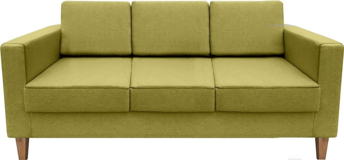 Диван Brioli Дилли трехместный Classic Plain 7 - фото 1