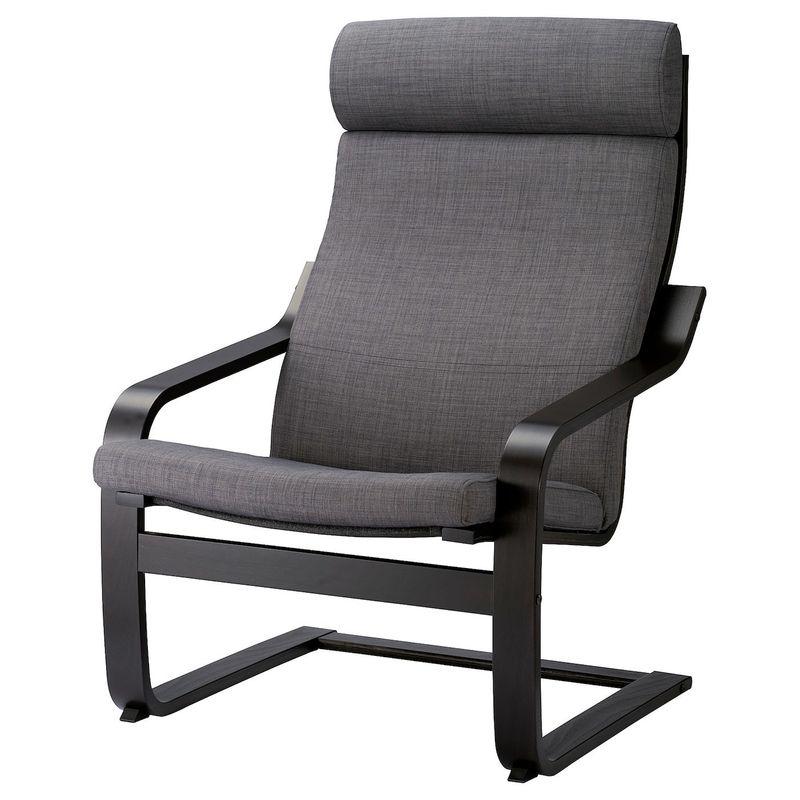 Кресло IKEA Поэнг 393.028.03 - фото 1