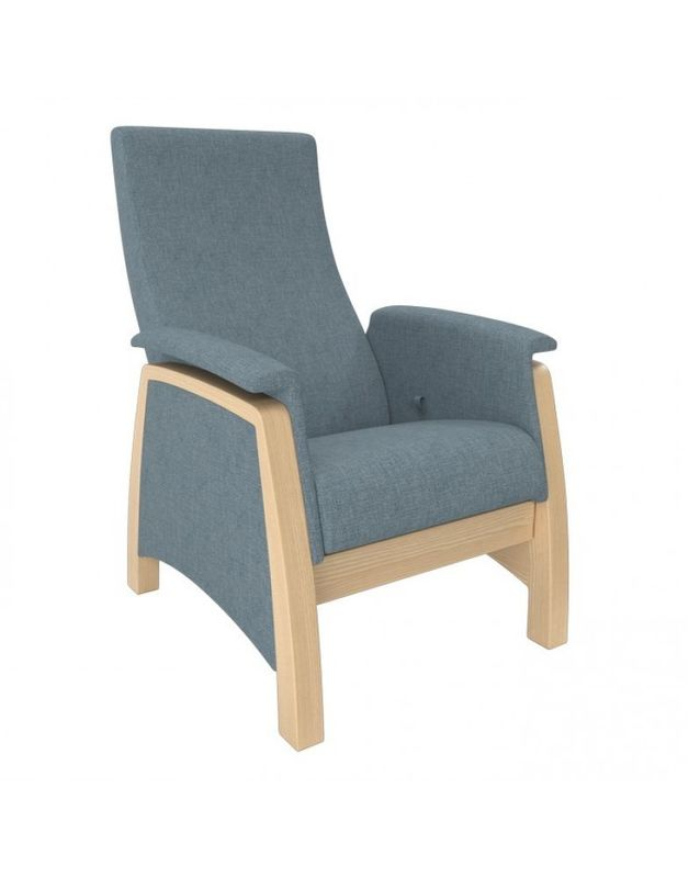 Кресло Impex Кресло-гляйдер Модель Balance-1 натуральный (Montana 804) - фото 2