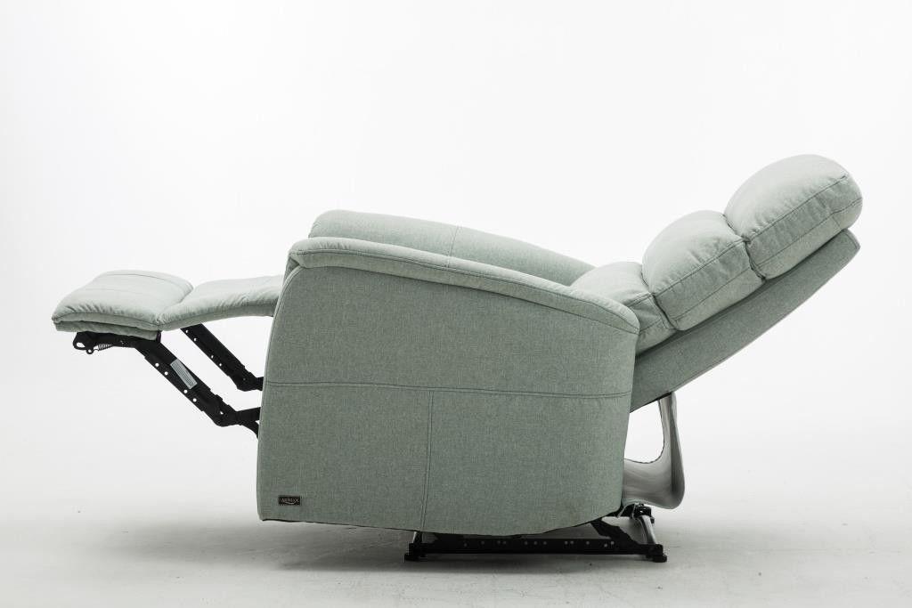 Кресло Arimax Dr Max DM05002 (Аквамарин) - фото 8