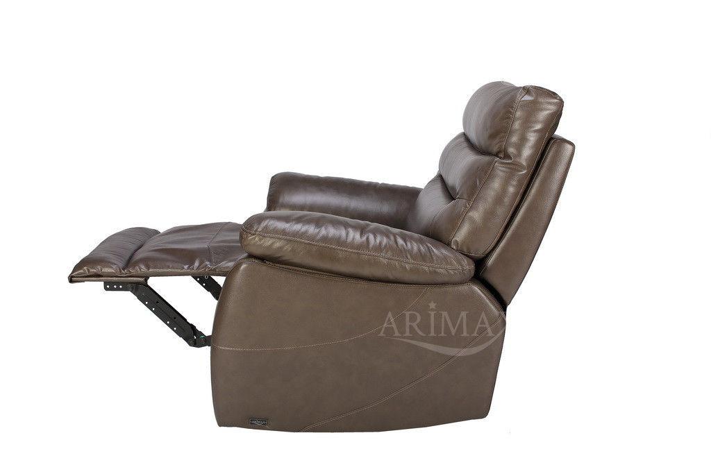 Кресло Arimax Гриффин (Серая умбра) - фото 6