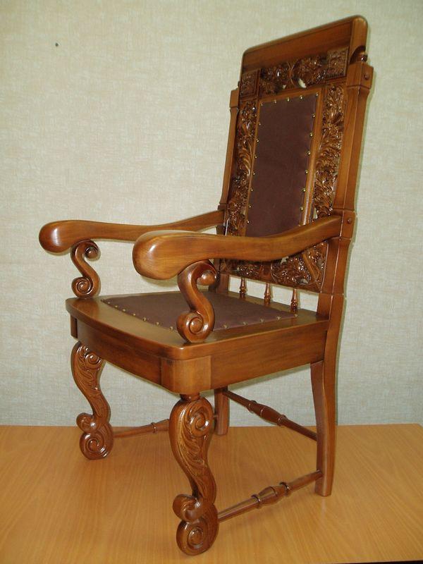 Кухонный стул Древоград Пример 18 - фото 1