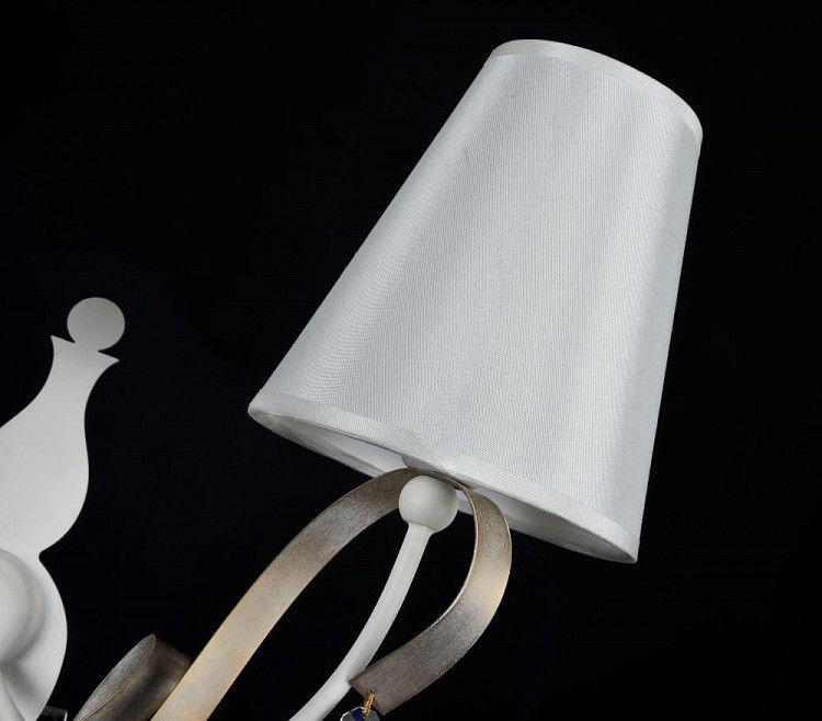 Настенный светильник Maytoni ARM010-02-W - фото 4
