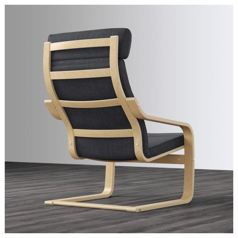 Кресло IKEA Поэнг 892.514.91 - фото 4