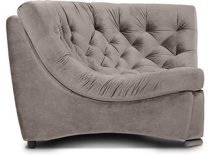 Диван Woodcraft Угловое кресло Монреаль Премиум Barhat Beige - фото 3