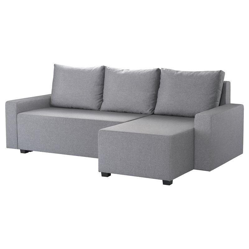 Диван IKEA Гиммарп светло-серый [304.489.04] - фото 1