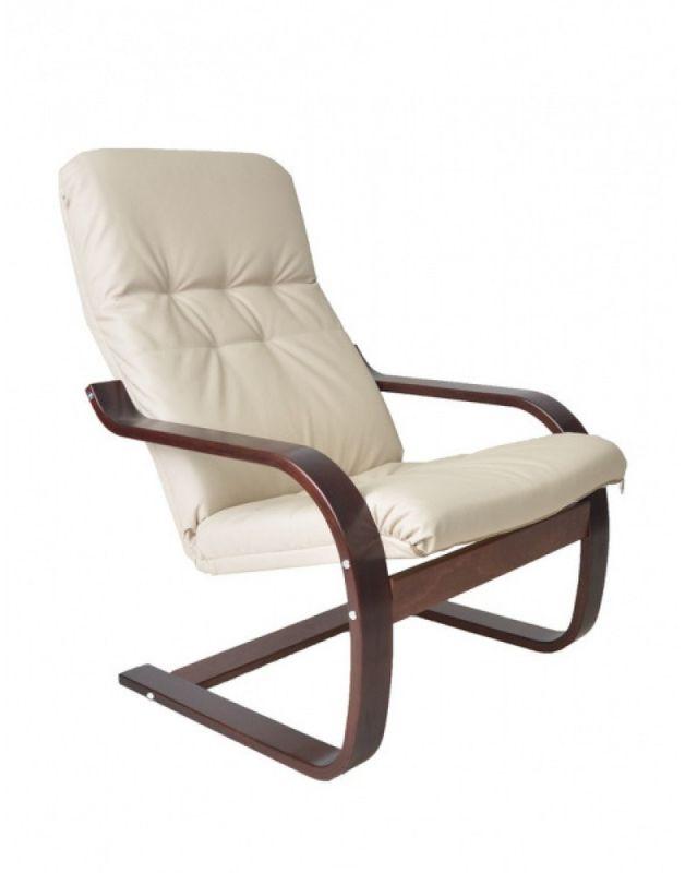 Кресло Impex Сайма ткань (Basic vanilla) - фото 3