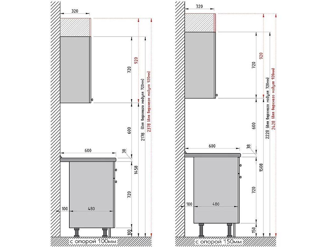 Кухни белое дерево — Фабрика «Маруся Мебель» | 800x1067