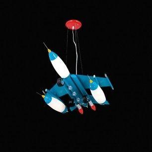 Детский светильник OZCAN Штурмовик 07431.05 - фото 1