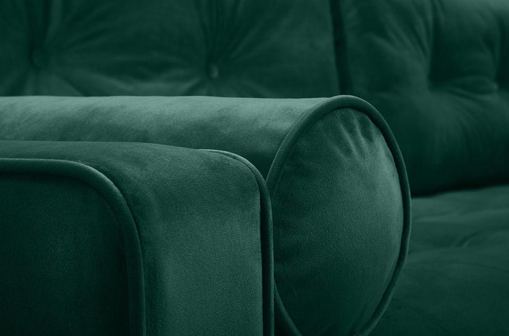Диван Woodcraft Ситено Barhat Emerald - фото 8